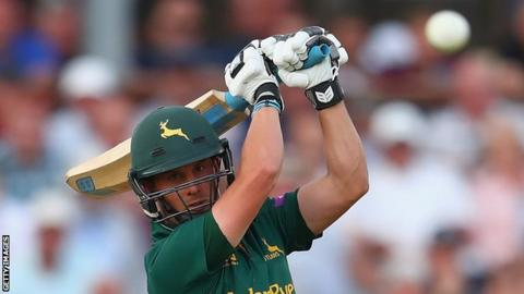 Steven Mullaney: Nottinghamshire v Surrey One-Day Cup final will be