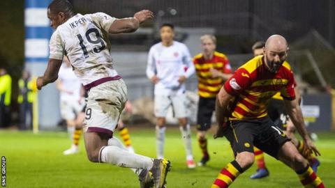 In a joint statement, Hearts and Partick Thistle confirmed they have started a legal challenge