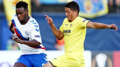 Villarreal v Rangers
