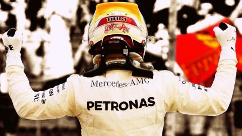 Lewis Hamilton United States GP