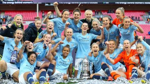 football Women's FA Cup
