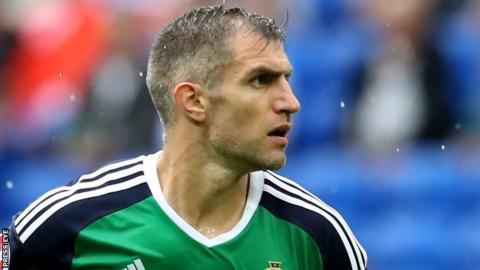 Aaron Hughes and Pat Jennings are the only Northern Ireland players to reach 100 caps
