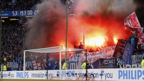Hamburg flares