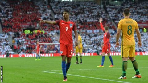 England to play Switzerland and United States of America as part of autumn schedule