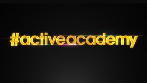 Active Academy graphic