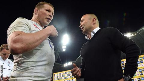Dylan Hartley has been backed to be Lions captain by Eddie Jones