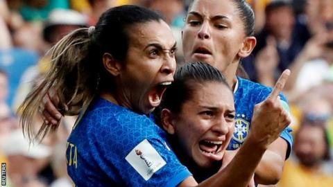 Marta (left)