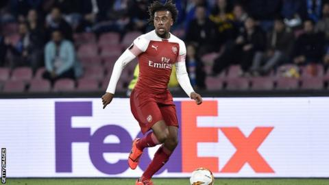 Arsenal's Alex Iwobi hoping to emulate uncle Jay-Jay Okocha's success