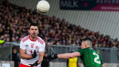 GAA Football League Division One: Tyrone beat Meath as Galway pip Monaghan