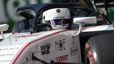 Juan Manuel Correa: Formula 2 driver remains in induced coma