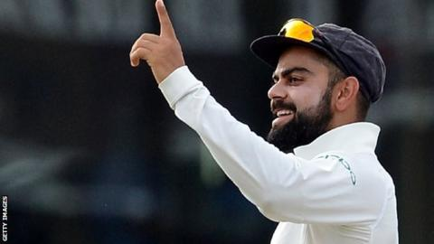 Kohli signs for English county Surrey; to miss Test against Afghanistan