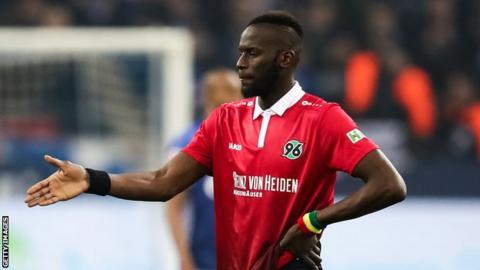 Senegal defender Salif Sane