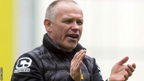 Inverness CT boss John Hughes
