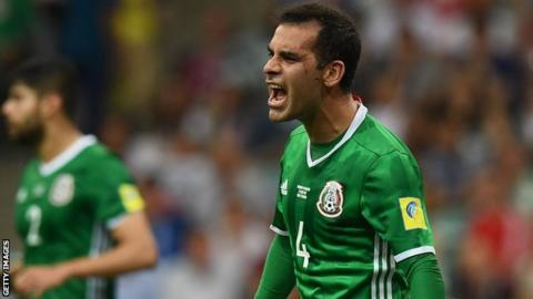 a9b6958fc Rafael Marquez became the first player to captain a team in four World Cups