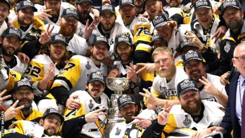 Pittsburgh Penguins became the first team since 1998 to retain the Stanley Cup