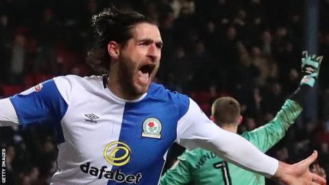 Danny Graham has scored 37 goals in 106 games for Blackburn Rovers