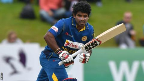 Kusul Perera top-scored for Sri Lanka with 135