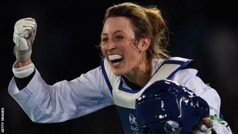 Aged 23, Jones was the youngest British athlete to successfully defend an Olympic title in Rio