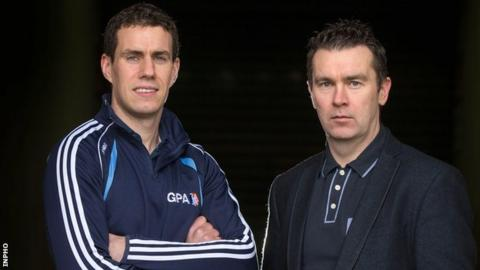 Niall McNamee and Oisin McConville have spoken openly about having a gambling addiction