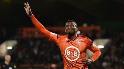 Cameroon captain Benjamin Moukandjo