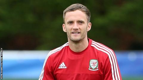 Andy King for Wales
