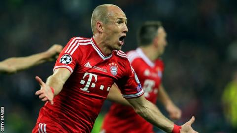 Arjen Robben comes out of retirement to sign for FC Groningen