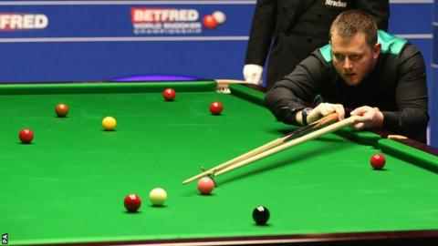 Mark Allen is aiming to win the World Championship for the first time