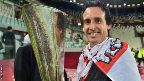 Unai Emery makes Premier League admission ahead of Europa League start