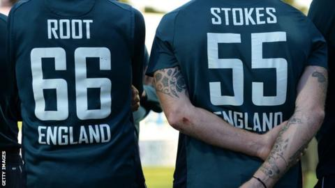 Names, numbers on shirts likely for Ashes