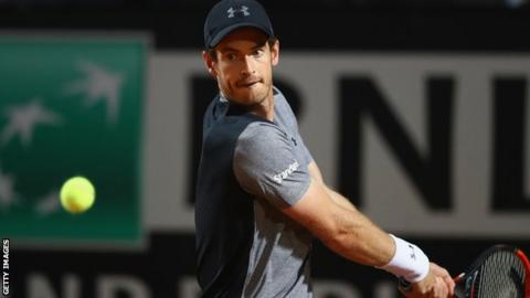 Andy Murray has now lost five of his last 10 matches