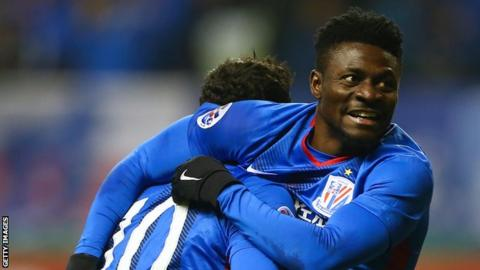 Injury Rules Obafemi Martins Out For 7 Months