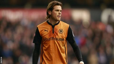 Richard Stearman Wolverhampton Wanderers