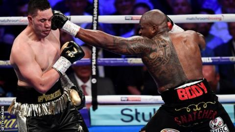 How to watch the Dillian Whyte vs Joseph Parker fight