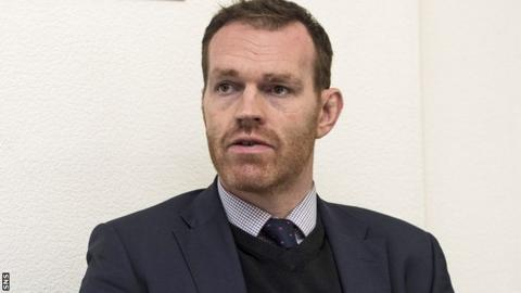 Jon Petrie was appointed Edinburgh Rugby's managing director in 2015