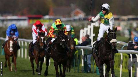 Many Clouds was a 25-1 winner last year