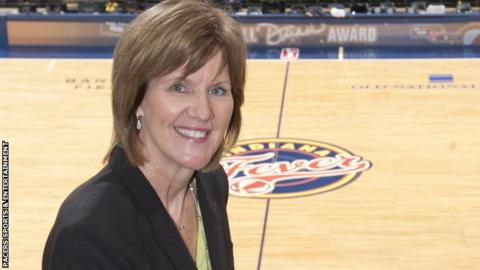 Pacers to hire NBA's first female assistant GM, according to ESPN