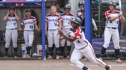 British softball