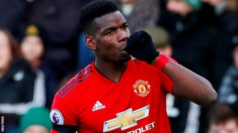 994bf7dce52 Paul Pogba has scored 11 league goals in a single season for the first time  in his career