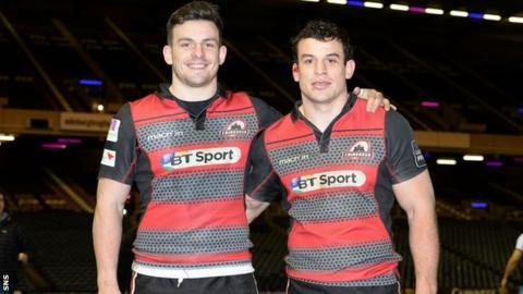 Matt Scott and John Hardie