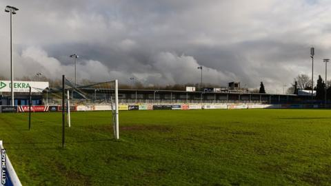 Eastleigh's Silverlake Stadium