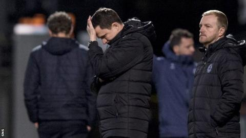 Gary Caldwell, Partick Thistle manager