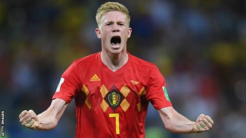 5 talking points as France meet Belgium in the World…