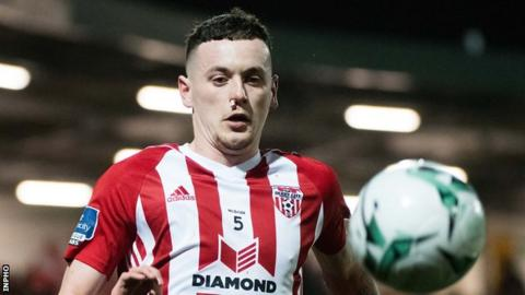 Premier Division: 'No doom and gloom' at Derry City - manager Devine