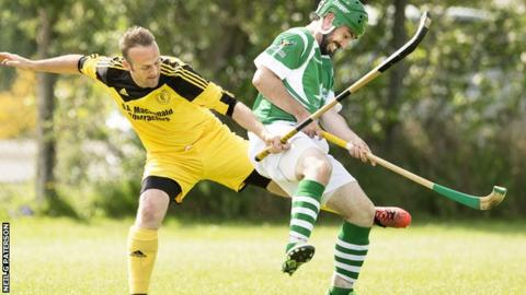 Beauly are through to the last eight in the Camanachd Cup