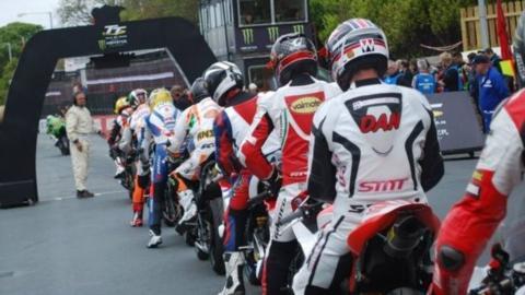 TT start