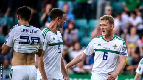 Euro 2020 qualifiers: Jonny Evans wants history-making win