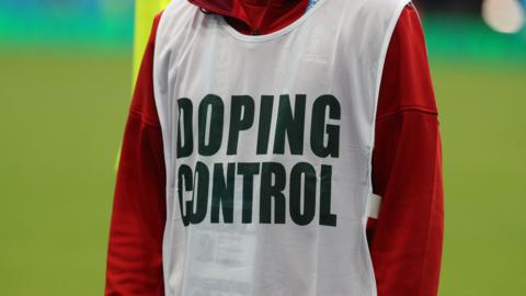 Doping control GV