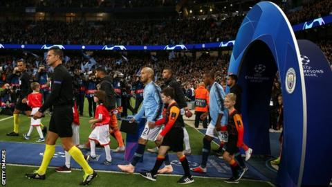 Manchester City Champions League