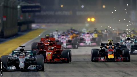 Hanoi to host Formula One race in April 2020