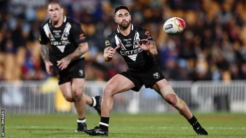 8f988bcdd6e New Zealand rugby league: Kiwis recall seven senior players for  end-of-season Tests